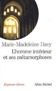 """Visuel du livre """"L'homme intérieur et ses métamorphoses"""" par MM Davy"""