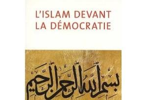 """Visuel du livre """"L'islam devant la démocratie"""" de P. D'Iribarne"""
